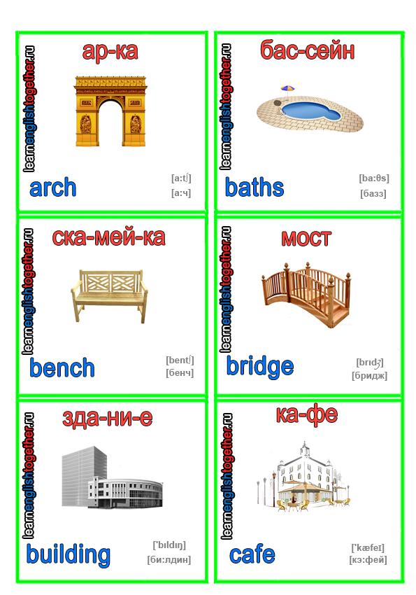 арка, arch, бассейн, baths, скамейка, bench, мост, bridge, здание, building, кафе, cafe