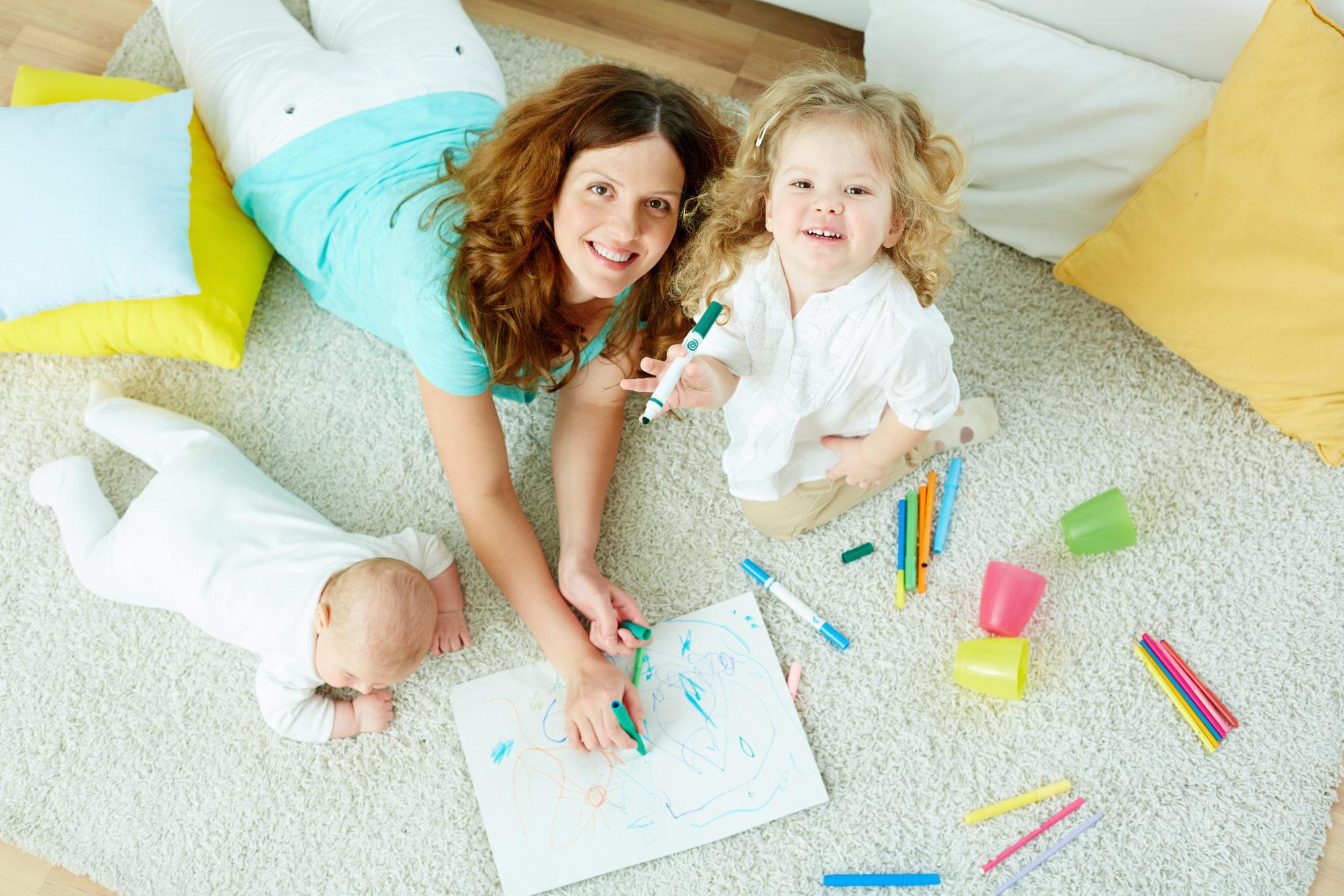 Изучаем английский язык с детьми